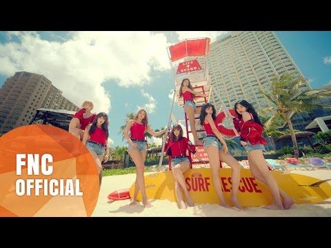 AOA vuelven a revelar el vídeo de 'Good Luck' como una versión censurada