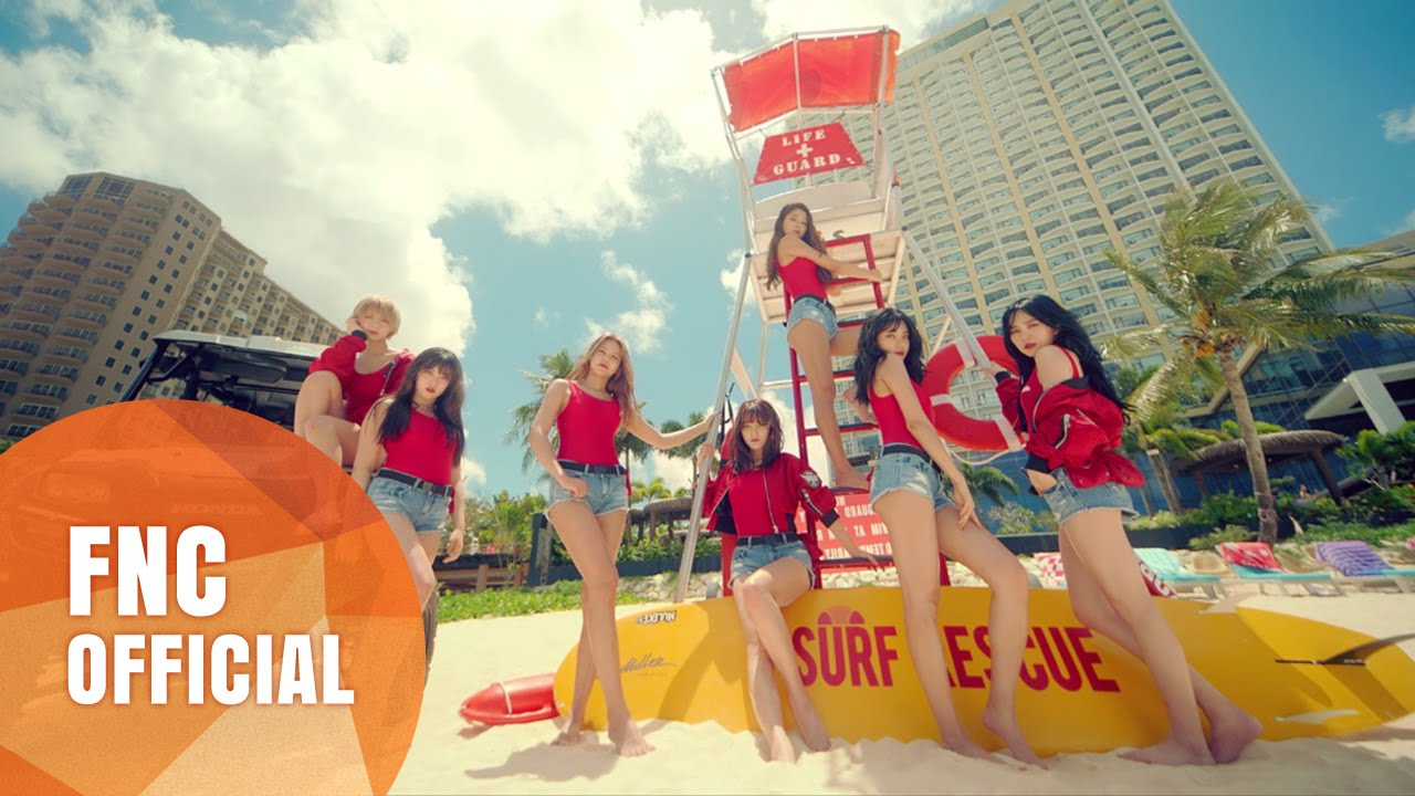 [4th Mini Album] AOA – Good Luck (MP3)
