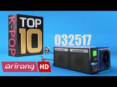 [Pops in Seoul] K-POP TOP10 _ 032517