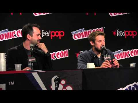 Doctor Who (Rory) - NYCC 2014 Panel