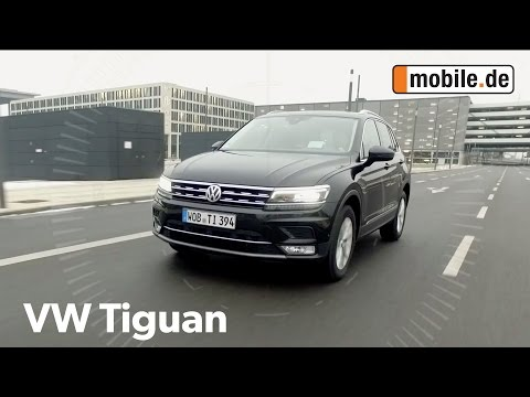 Auto Test Volkswagen Tiguan II ab 2015 mobile.de