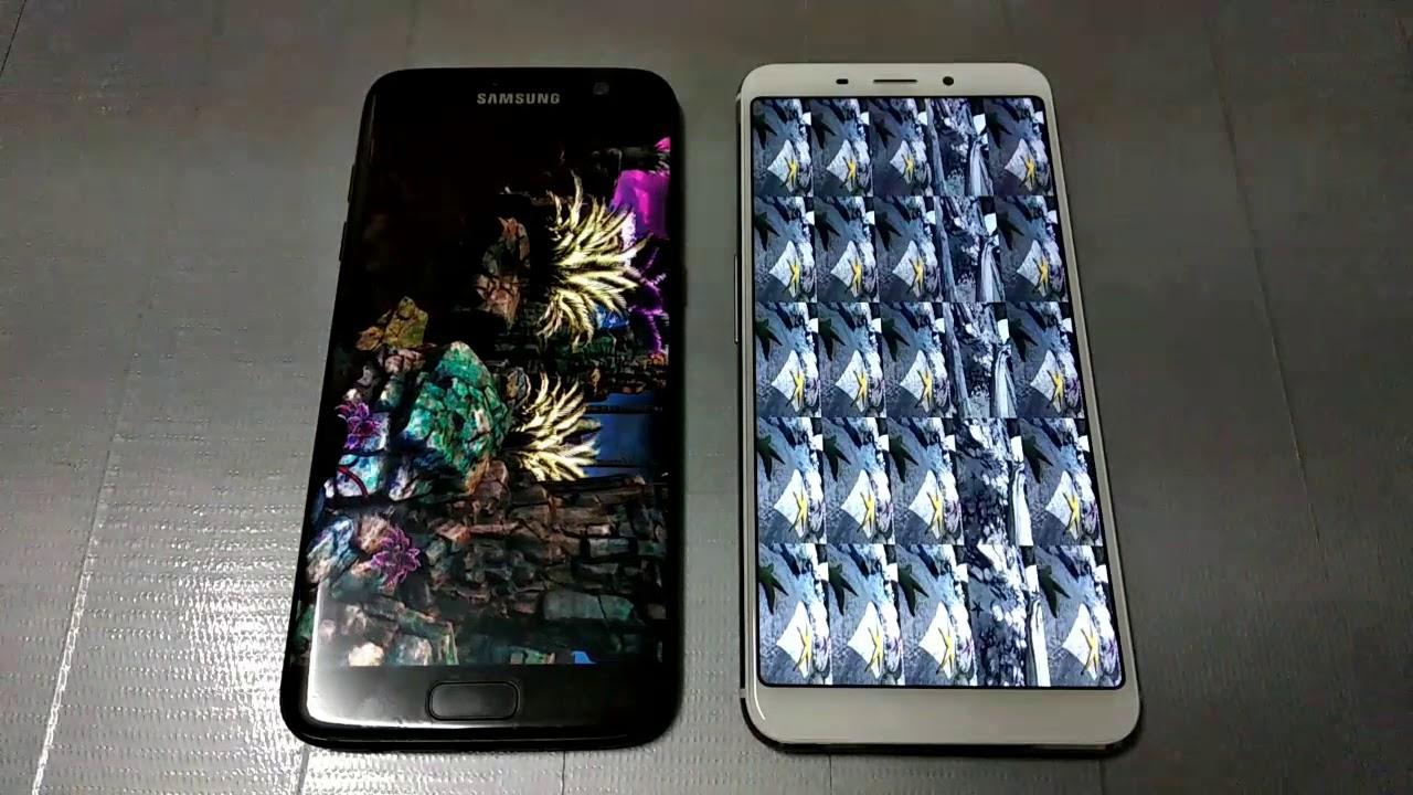 Meizu M6s vs Samsung Galaxy S7 Edge   Exynos 7872 vs Exynos 8890 : Antutu  Benchmark V 7 Battle