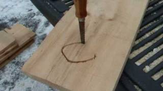 How To Make A Wood Duck Nesting Box.wmv