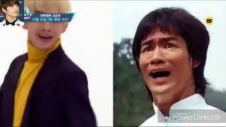 BTS challenge #2 Thử thách cấm cười cùng Bangtan