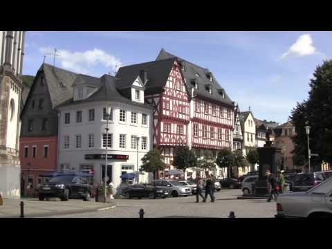 Boppard, Rhineland Palatinate, Germany - 24th August, 2014
