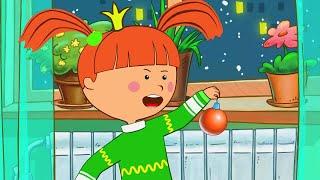Жила была Царевна Новогодняя серия Все новогодние мультики и песни для детей