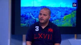 حسام نصار - الفيصلي يستعد لمواجهة نصر حسين داي الجزائري عربياً