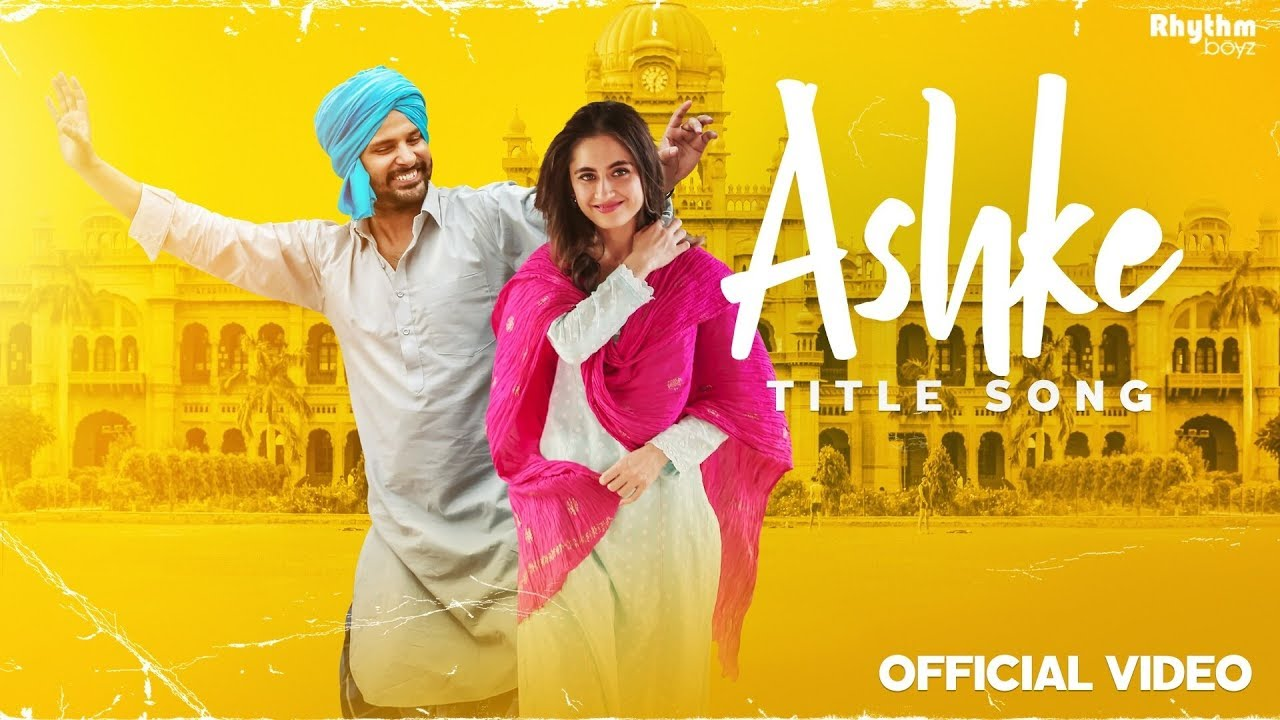 Ashke | Title Song | Arif Lohar | Harmanjeet | Jatinder Shah | Rhythm Boyz