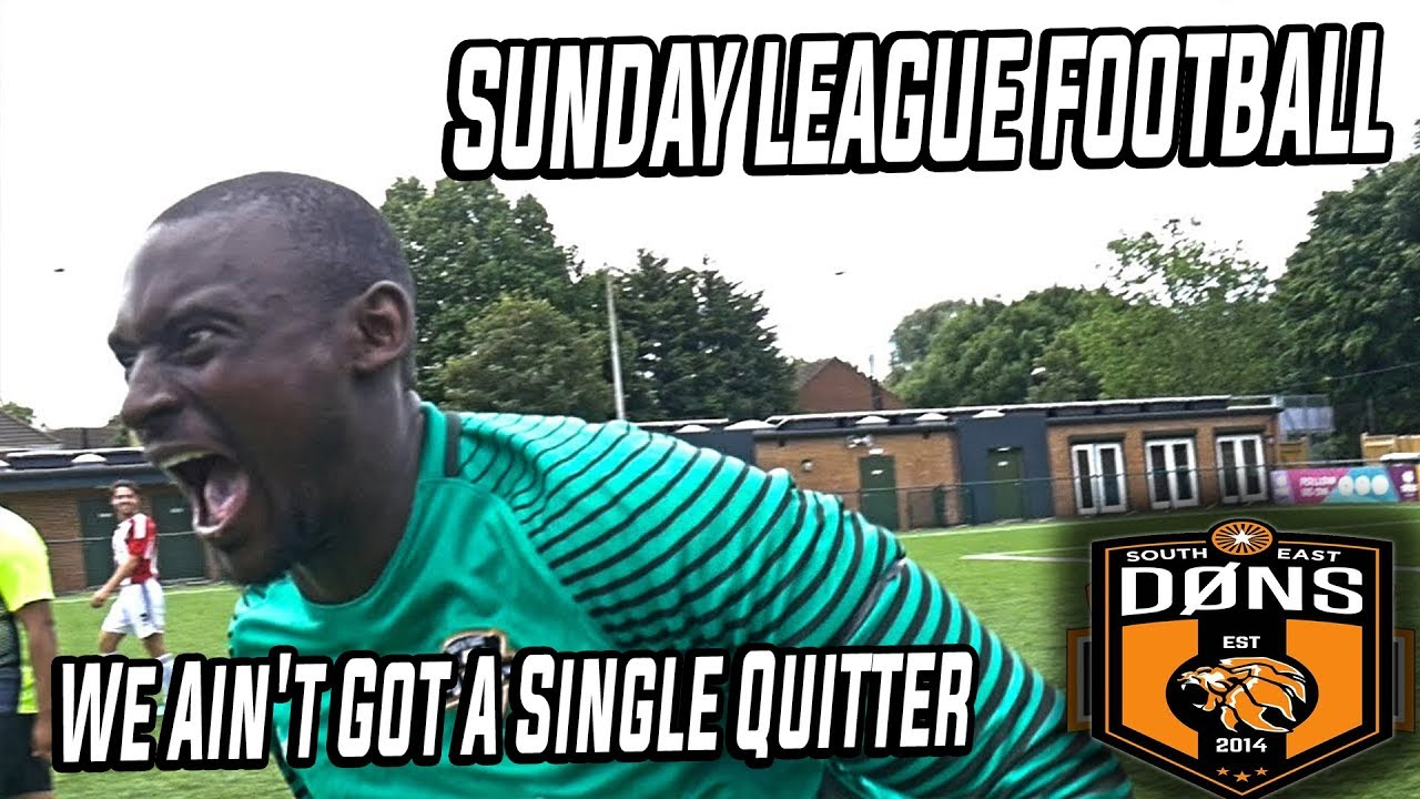 Download SE DONS SUNDAY LEAGUE S2 EP4: We Ain't Got A Single Quitter - Sunday league Football
