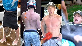 24 INSANE CHALLENGES FOR MY 24TH BIRTHDAY!