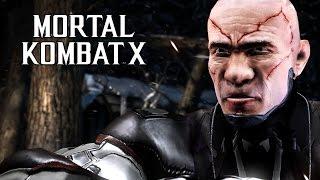 Mortal Kombat X - КАВКАЗЕЦ ДЖАКС МОД!