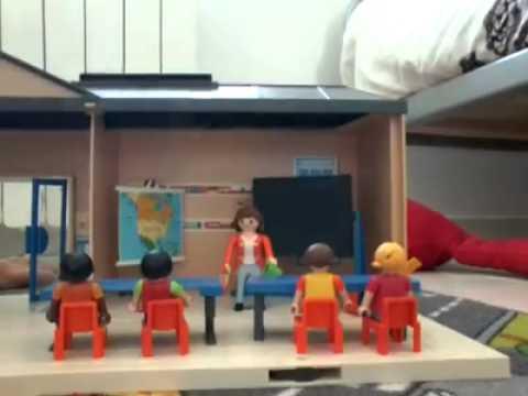 playmobil photo de classe