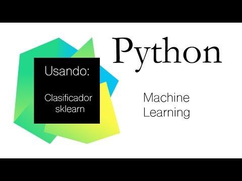 """Machine Learning en Español Crear un básico """"Hola Mundo con 0 y 1"""""""