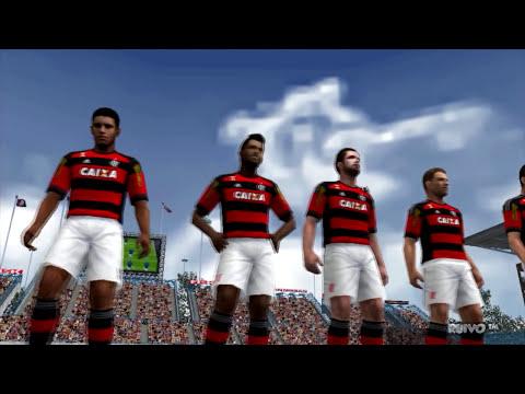 PES Libertadores / Brasileirão 2016 (UPDATE UNOFFICIAL) no PSP / Playstation Portable