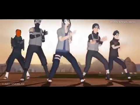Dance Bojo Galak Versi Naruto