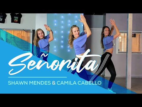 Shawn Mendes Camila Cabello - Señorita - Easy Fitness Dance  - Baile - Choreo