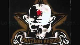 "Panteon Rococo - ""La Carencia""   (con letra)  -  (with lyrics)"