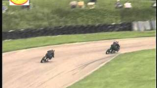 Rudge Racing, British Historic Racing 2007 Video