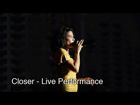 Halsey - Live Performace - Closer