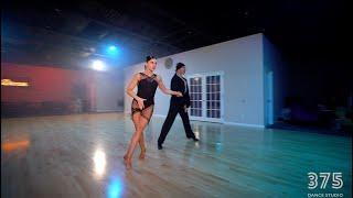 Troels Bager and Ina Jeliazkova - Cha Cha Cha | 375 Dance Studio