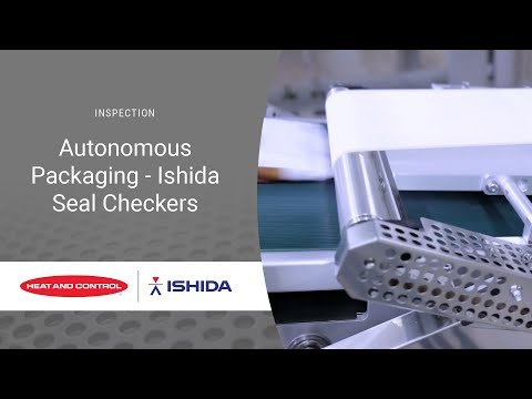 Autonomous Packaging - Seal Checker (TSC) at Heat and Control