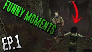 Dead Funny Moments #1| Dead by Daylight