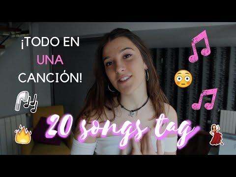 20 SONGS TAG EN UNA SOLA CANCION