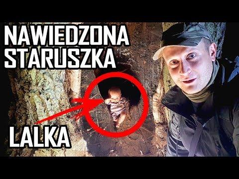 Śladami nawiedzonej staruszki z polskich lasów *znaleźliśmy lalkę* - Urbex History