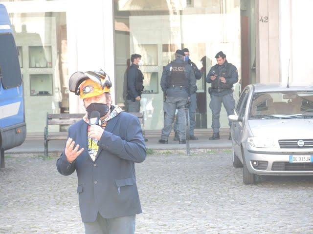 Manifestazione Modena