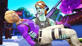 I TRICKSHOTTED a STREAMER... (Killing Twitch Streamers with GHOUL TROOPER in Fortnite)