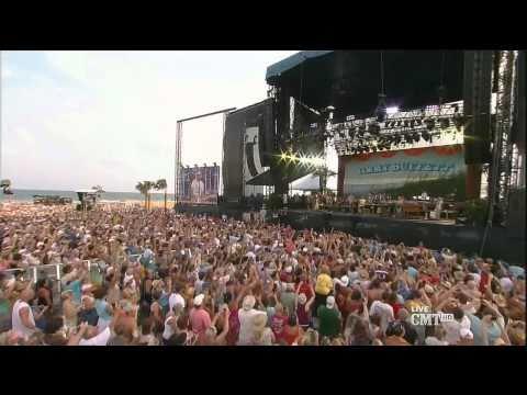 Jimmy Buffett - Gulf Shores Benefit Concert - Pascagoula Run - 1