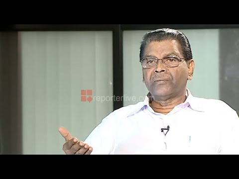 CLOSE ENCOUNTER WITH THIRUVANCHOOR RADHAKRISHNAN
