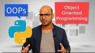#42 Python Tutorial for Beginners | Object Oriented Programming in Python | Introduction