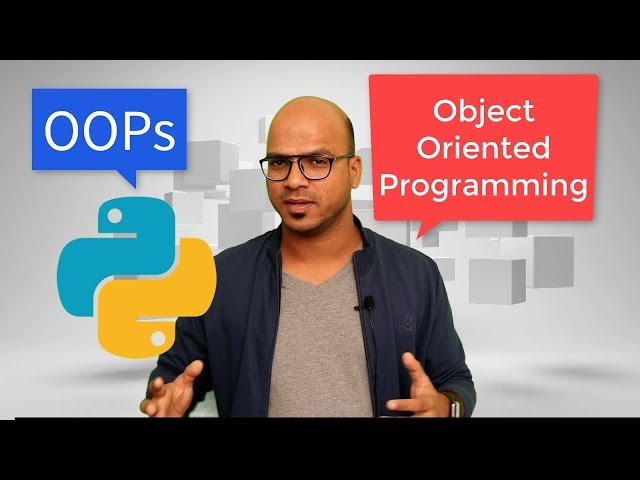 #48 Python Tutorial for Beginners | Object Oriented Programming | Introduction