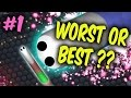 My Worsts And Bests! Of Slither.io Lets Play! #1