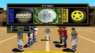 (PS1) Madden NFL 2000 secret unlockable fantasy teams