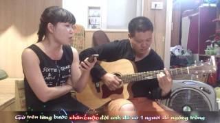 XE ĐẠP - Guitarist: Đức Nhã, Singer: Hồng Hạnh