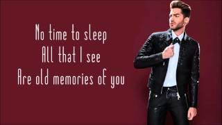 Adam Lambert Karaoke: Another Lonely Night (w/ Lyrics)