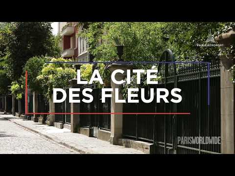 Coup de cur Paris Worldwide : la cité des Fleurs, Paris XVIIe