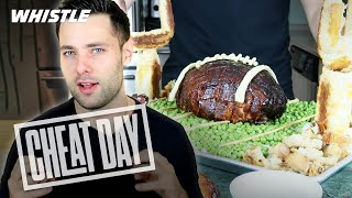 Making An EPIC Thanksgiving BACON Turkey Football! 👀 | Ft. Max The Meat Guy
