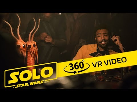 SOLO: A STAR WARS STORY 360°video- Powered by Renault UK