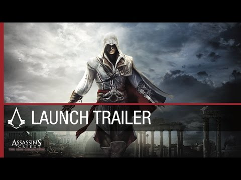 Assassin's Creed The Ezio Collection: Launch Trailer | Ubisoft [US]
