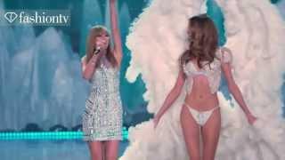 Выдержка из показа Victoria's Secret Fashion Show 2013/2014
