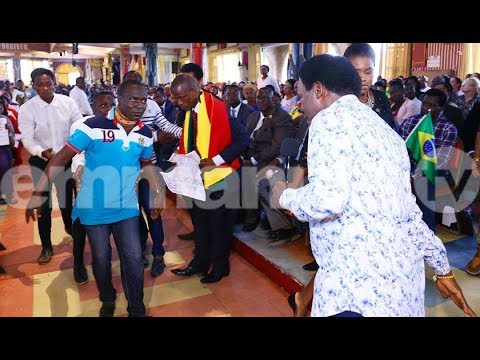 SCOAN 06/08/17: Prophecy, Healing & Deliverance Live Service with TB Joshua (Part 2/3)