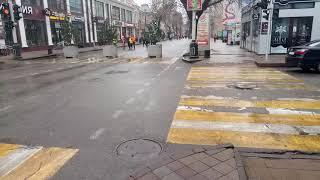 Краснодар. 1 января 2018 года.
