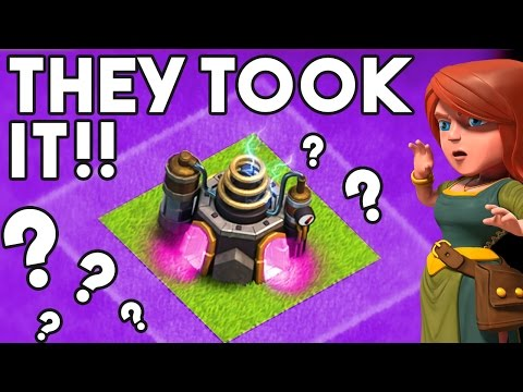 UPGRADE STOLEN - Clash of Clans  - THIS GUY STOLE MY UPGRADE