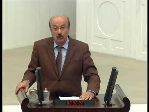 Rize'li Milletvekili Mehmet Bekaroğlu'nun Meclis konuşması...