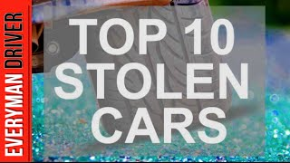These are the Top 10 Stolen Vehicles in America on Everyman Driver