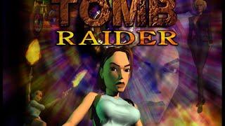ретро Обзор Tomb Raider 1996 and Tomb Raider: Anniversary