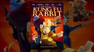 Kung Fu Tavşan efsanesi